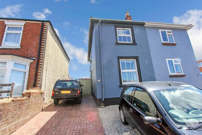 Thumbnail Semi-detached house for sale in Paynes Road, Freemantle, Southampton