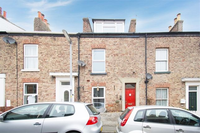 Thumbnail Terraced house for sale in Raglan Terrace, Whitby, North Yorkshire