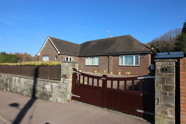 Thumbnail Detached bungalow for sale in Springfield Drive, Cinderford