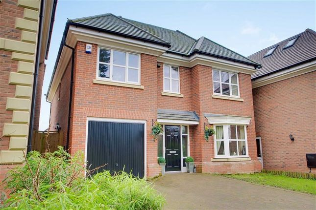 Thumbnail Detached house for sale in Park Road, Walsall, West Midlands