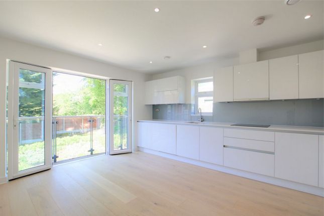 Thumbnail Flat for sale in Brookmans Manor, 2 Georges Wood Road, Brookmans Park