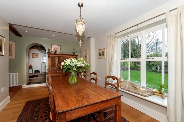 Op - Dining Room of Main Street, Greetham, Oakham LE15
