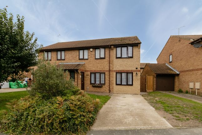 Thumbnail Semi-detached house for sale in Steele Avenue, Greenhithe