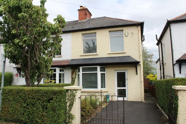 Thumbnail Semi-detached house for sale in Kensington Drive, Belfast