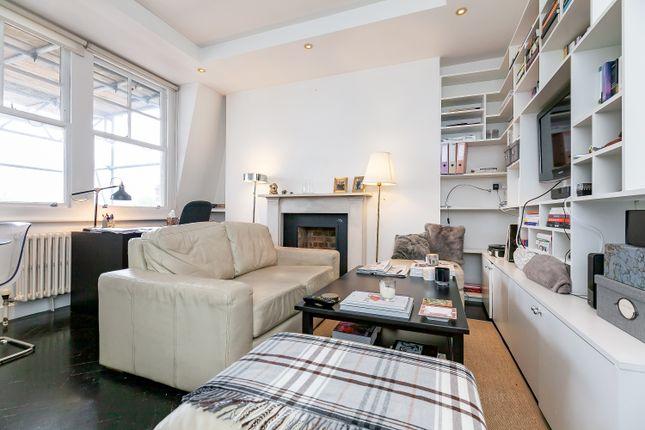 Thumbnail Flat to rent in Drayton Court, Drayton Gardens, London