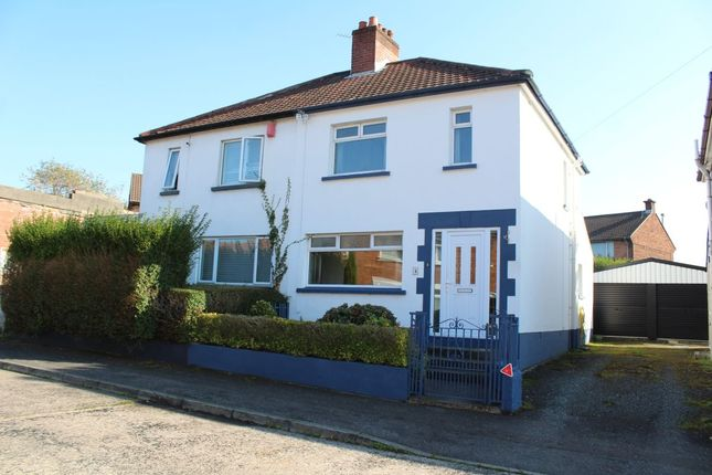 Thumbnail Semi-detached house to rent in Bloomfield Park, Belfast
