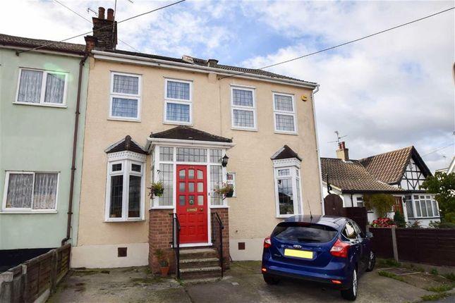 Thumbnail Semi-detached house for sale in Church Road, Hadleigh, Essex
