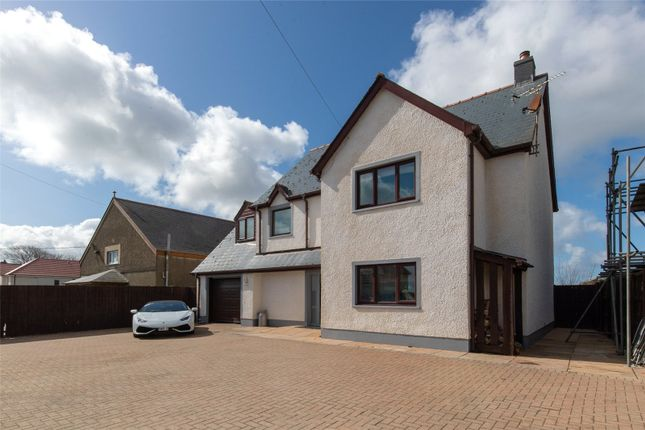 5 bed detached house for sale in The Beeches, Clynderwen, Pembrokeshire SA66