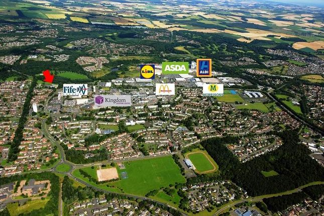 Thumbnail Land for sale in Napier Road, Glenrothes