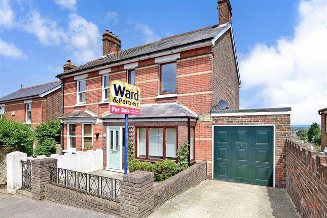 Thumbnail Semi-detached house for sale in Baltic Road, Tonbridge, Kent