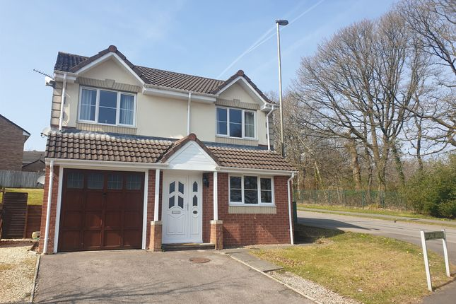 Thumbnail Detached house for sale in Oakland Gardens, Gilfach, Bargoed