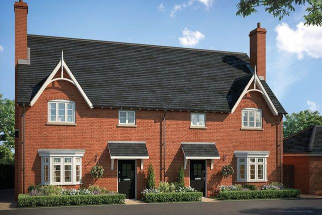 Thumbnail Semi-detached house for sale in Cotes Road, Barrow Upon Soar, Loughborough