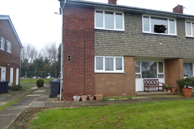 Thumbnail Flat to rent in Horsewood Close, Barnsley