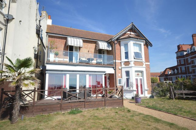 Thumbnail Maisonette for sale in Stafford House, Marine Parade East, Clacton Sea Front