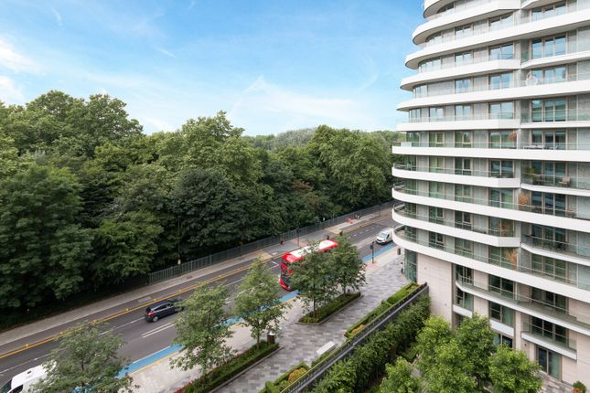 Thumbnail Flat for sale in 340 Queenstown Road, London