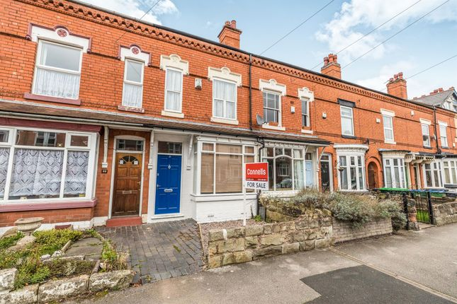 Thumbnail Terraced house for sale in Upper St. Marys Road, Bearwood, Smethwick