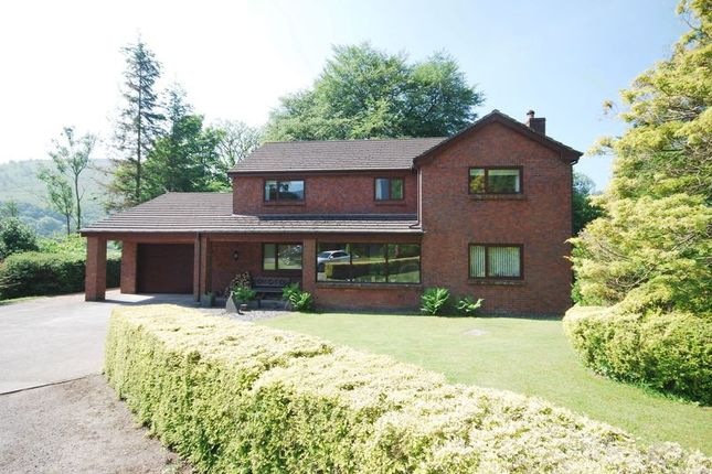 Thumbnail Detached house for sale in 2 Ffawydden, Port Talbot