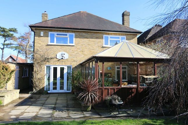 Thumbnail Detached house for sale in Blackbrook Lane, Bickley, London