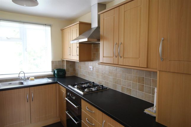 Thumbnail Flat to rent in Bronllys Place, Croesyceiliog, Cwmbran