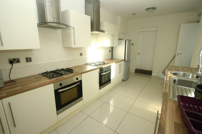 Thumbnail Town house to rent in Cresswell Terrace, Sunderland