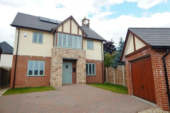 Thumbnail Detached house for sale in Well Lane, Llanvair Discoed, Chepstow