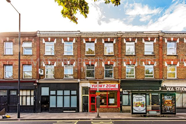 4 bed flat to rent in Lillie Road, Fulham SW6