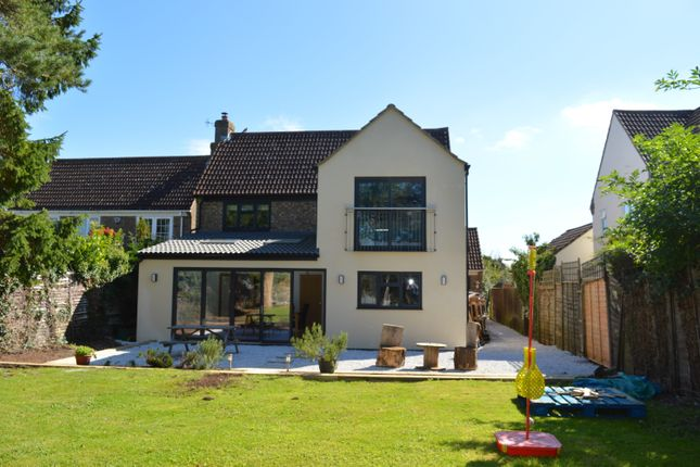 Thumbnail Detached house for sale in Stow Rd, Spaldwick Huntingdon
