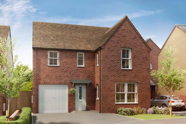 "Thumbnail Detached house for sale in ""Halton"" at Bankside, Banbury"