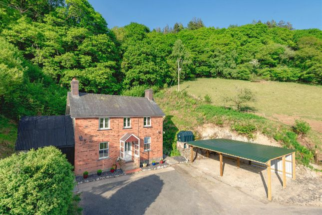 Thumbnail Detached house for sale in Llawr-Y-Glyn, Caersws