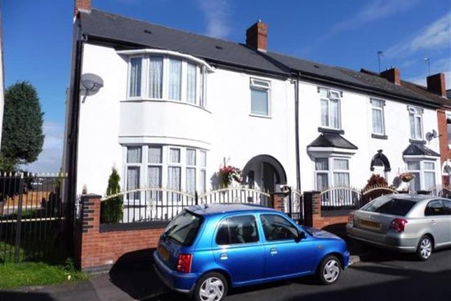 3 bed semi-detached house for sale in Vicarage Road, Lye, Stourbridge