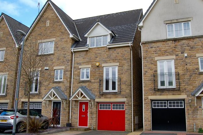 Thumbnail Semi-detached house for sale in Vale View, Mossley, Ashton-Under-Lyne