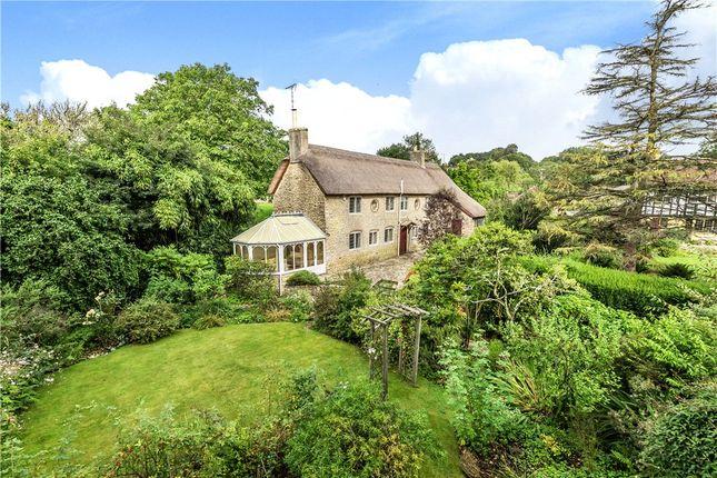 4 bed detached house for sale in Bridge Street, Netherbury, Bridport, Dorset DT6