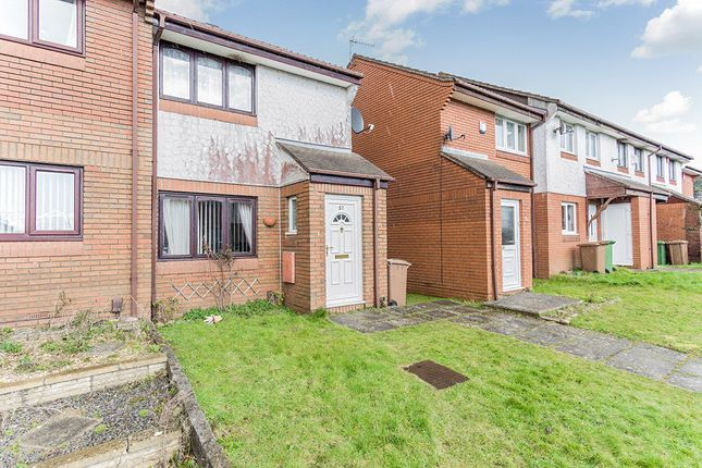 Thumbnail Terraced house for sale in Finch Close, Plymouth