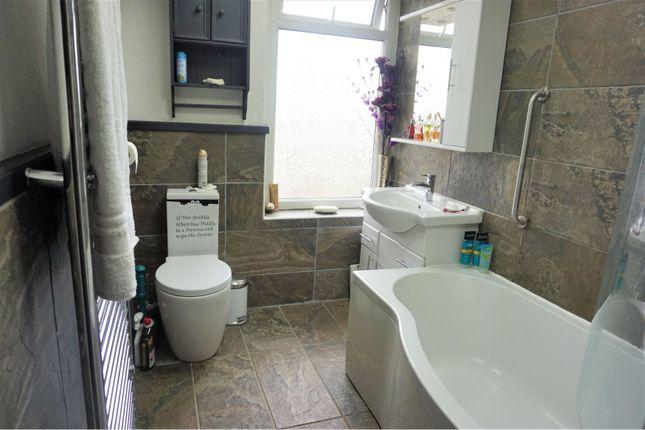 Bathroom of Albert View, Halifax HX2