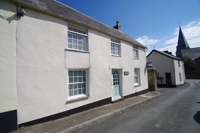 Thumbnail Cottage for sale in Silver Street, Braunton