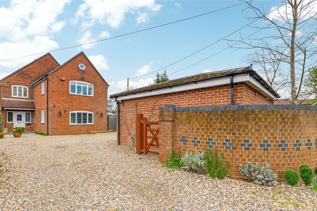 Thumbnail Detached house for sale in Broad Lane, Upper Bucklebury, Reading, Berkshire