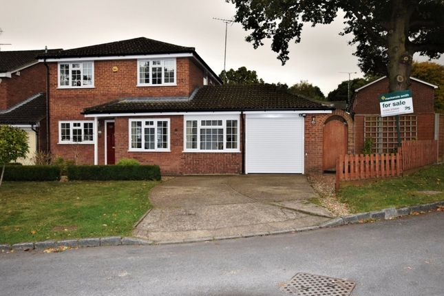 Thumbnail Detached house for sale in The Potteries, Farnborough
