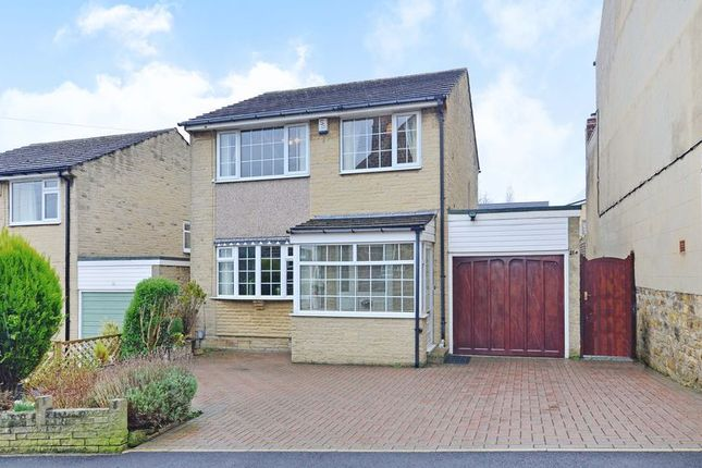 3 bed detached house for sale in Hanson Road, Loxley, Sheffield