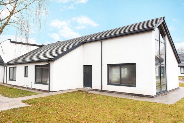 Thumbnail Link-detached house for sale in Twiss Green Oaks, Twiss Green Lane, Culcheth, Warrington