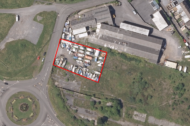 Thumbnail Land to let in Burry Port, Carmarthenshire