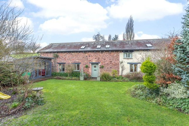 Thumbnail Detached house for sale in Westwood, Crediton, Devon