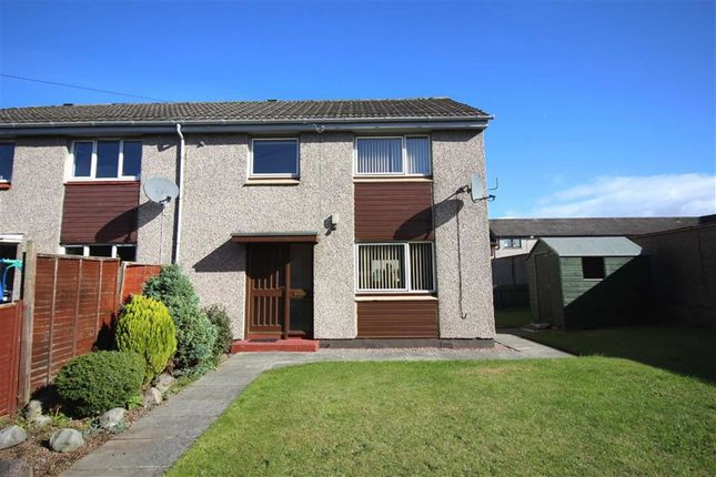 Thumbnail Semi-detached house for sale in Mackay Road, Inverness