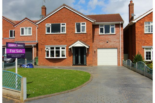 Thumbnail Detached house for sale in Sycamore Way, Bridgnorth