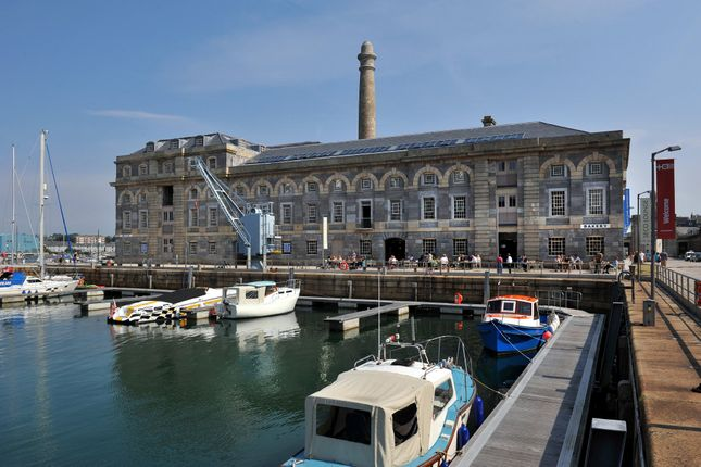 Thumbnail Flat to rent in Mills Bakery, Royal William Yard, Plymouth