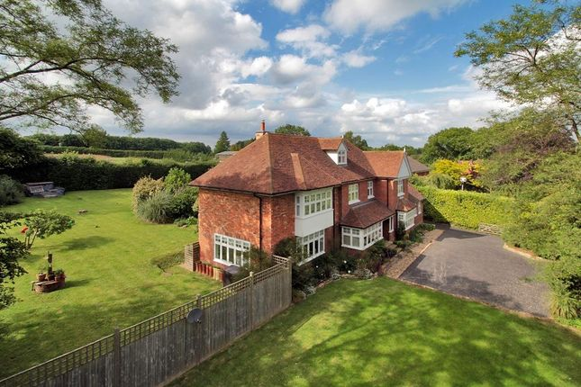 Thumbnail Detached house for sale in Hartley Road, Cranbrook, Kent