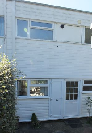 Thumbnail Terraced house to rent in Bishops Drive, Lewes