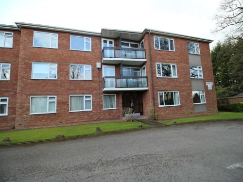 Thumbnail Flat to rent in 23 The Oaks, Warwick Place, Leamington Spa
