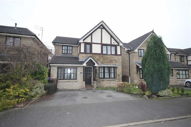 Thumbnail Detached house to rent in Kepplecove Meadow, Boothstown, Worsley
