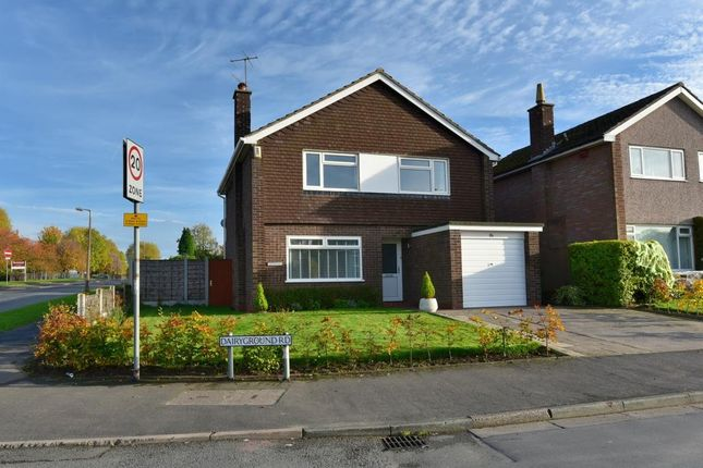 Thumbnail Detached house to rent in Dairyground Road, Bramhall, Stockport, Cheshire