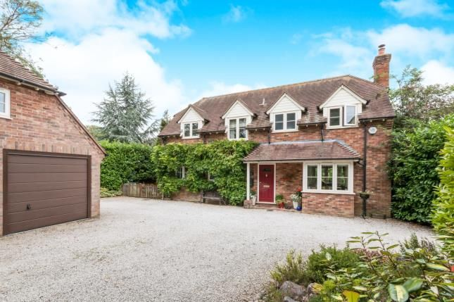 Thumbnail Detached house for sale in Sherborne St. John, Basingstoke, Hampshire
